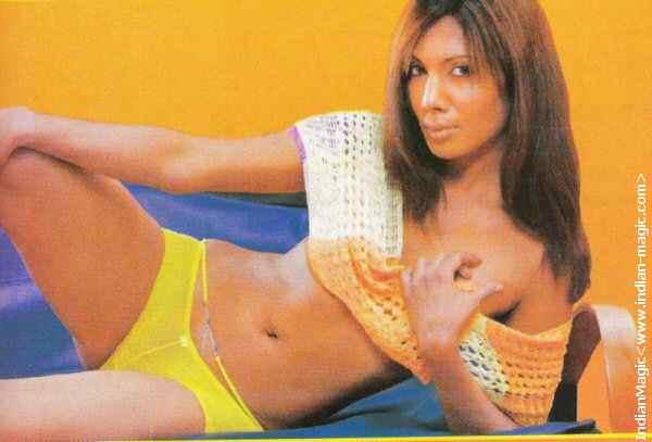 Ekta chaudhary in bikini not trust