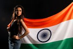 Manasi Moghe at Miss Universe 2013 54