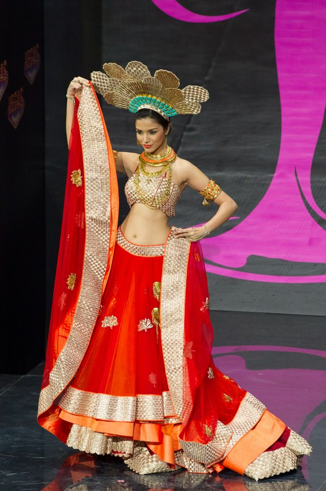 Manasi Moghe at Miss Universe 2013 60