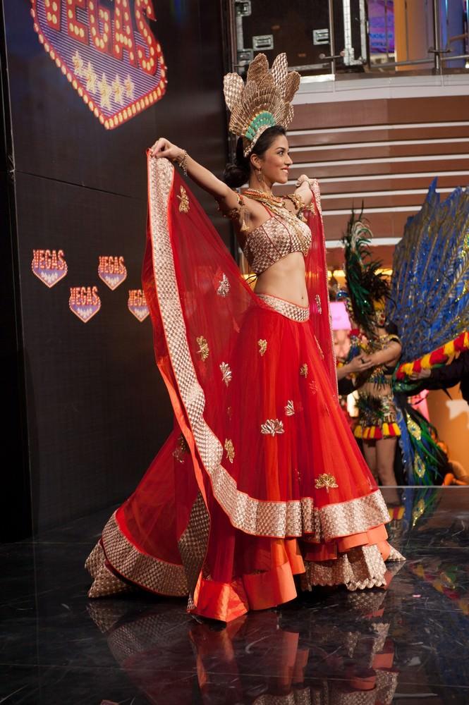 Manasi Moghe at Miss Universe 2013 61
