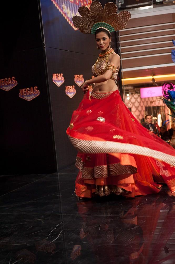 Manasi Moghe at Miss Universe 2013 65