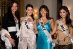 Puja Gupta at Miss Universe 2007 31